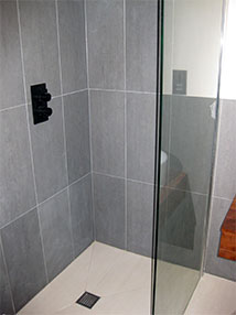 Bathrooms Case Study - his and hers en-suite