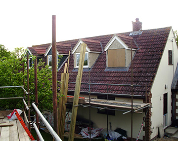 Extensions Case Study Kitchen Extension And Garage