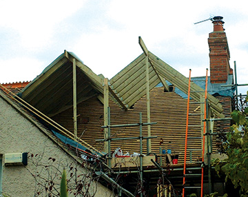 Oxford Lofts Case Study Double Pitched Roof Dormer Loft