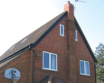 Oxfordshire Lofts Case Study Structure Loft Conversion