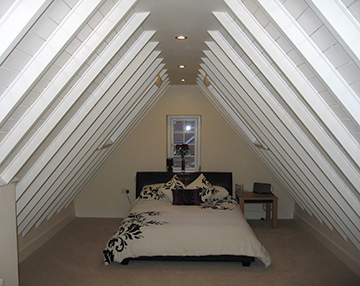 loft conversions oxfordshire line out conversion from. Black Bedroom Furniture Sets. Home Design Ideas